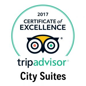2017 TA AWARD CITY SUITES