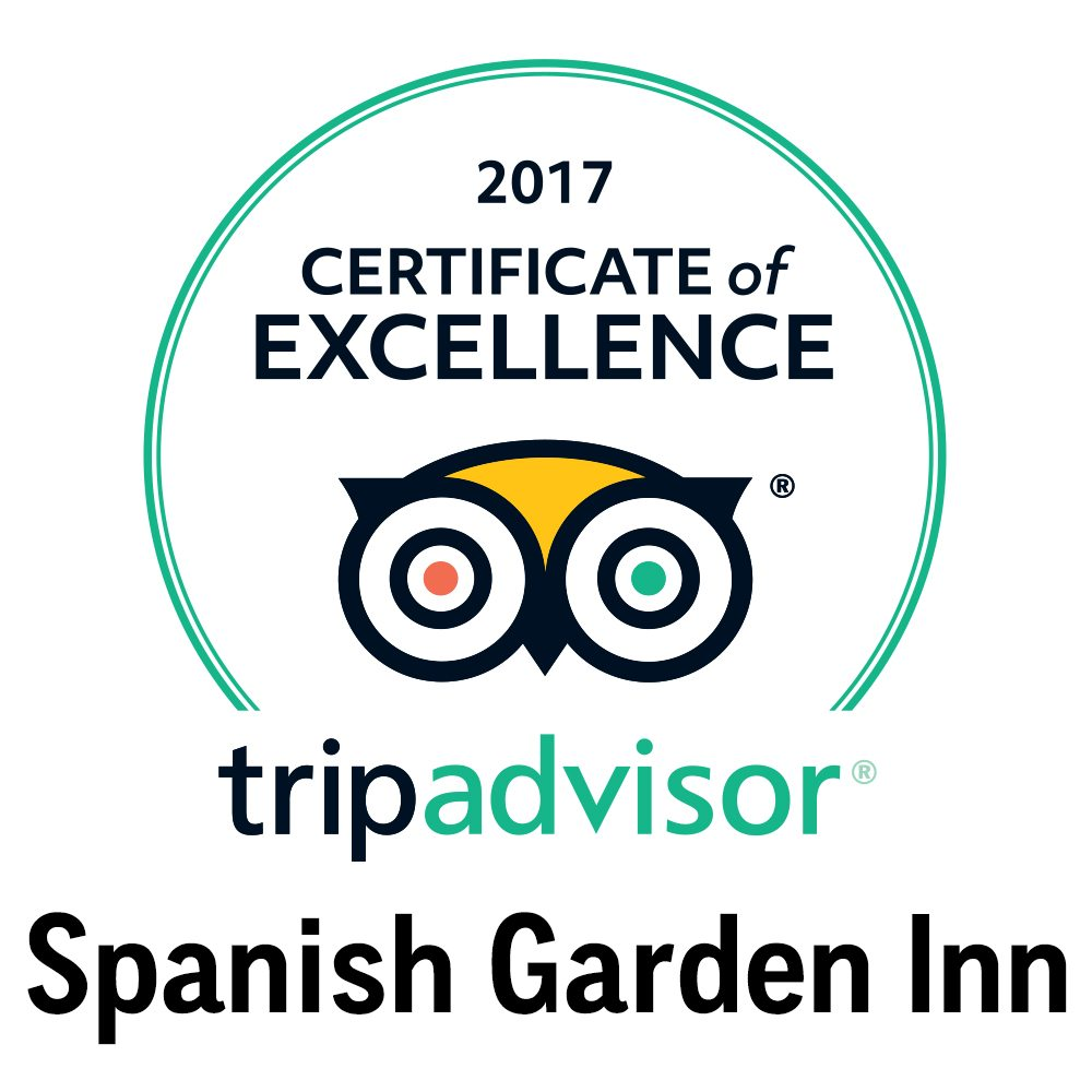 2017 TA AWARD SPANISH GARDEN INN