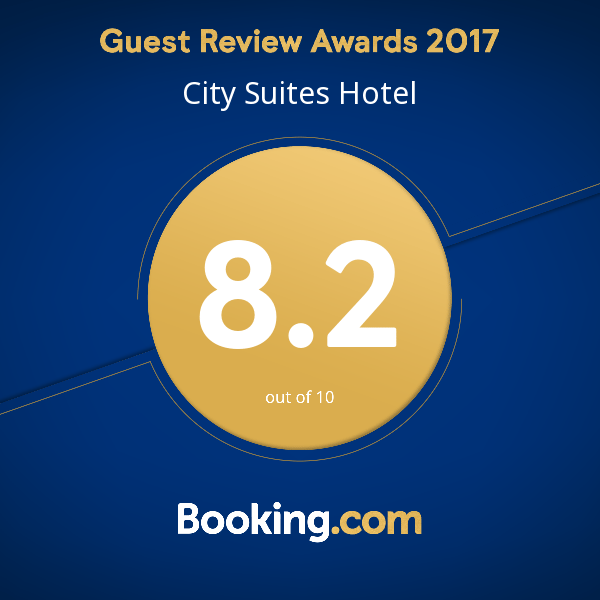 CS BOOKINGCOM AWARD