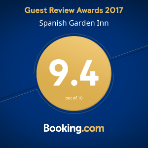 SGI BOOKINGCOM AWARD